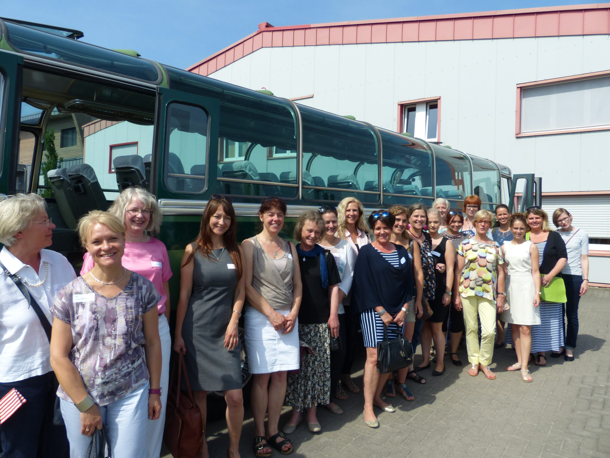 Unternehmerinnen on Tour
