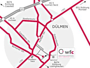 Wfc Wirtschaftsförderung Kreis Coesfeld Gmbh