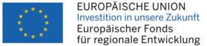 EU-Förderhinweis (EFRE)